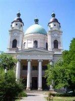 Ceglédi Református Templon